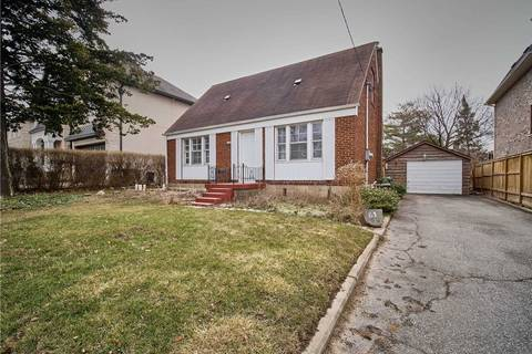 House for sale at 61 Lorraine Dr Toronto Ontario - MLS: C4730435