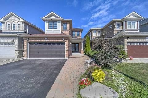 House for sale at 61 Mallard Marsh Cres Richmond Hill Ontario - MLS: N4608082