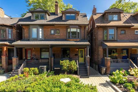 Townhouse for sale at 61 Marchmount Rd Toronto Ontario - MLS: C4552332