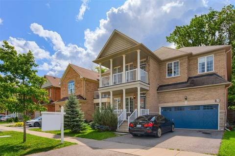 House for sale at 61 Maroon Dr Richmond Hill Ontario - MLS: N4543393