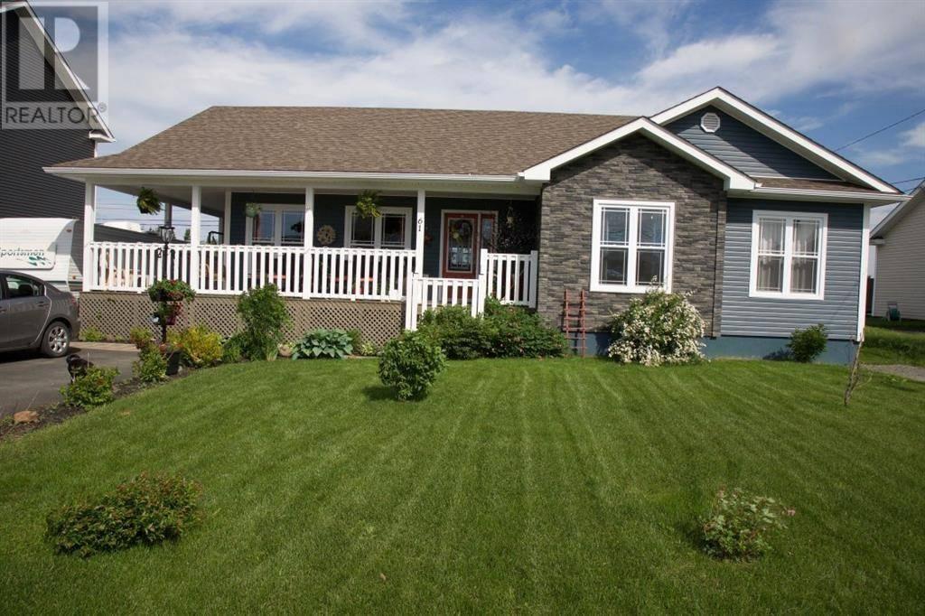 House for sale at 61 Mchugh St Grand Falls-windsor Newfoundland - MLS: 1198018