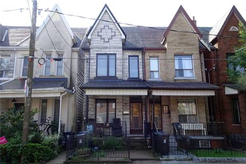 Townhouse for rent at 61 Moutray St Toronto Ontario - MLS: C4574596