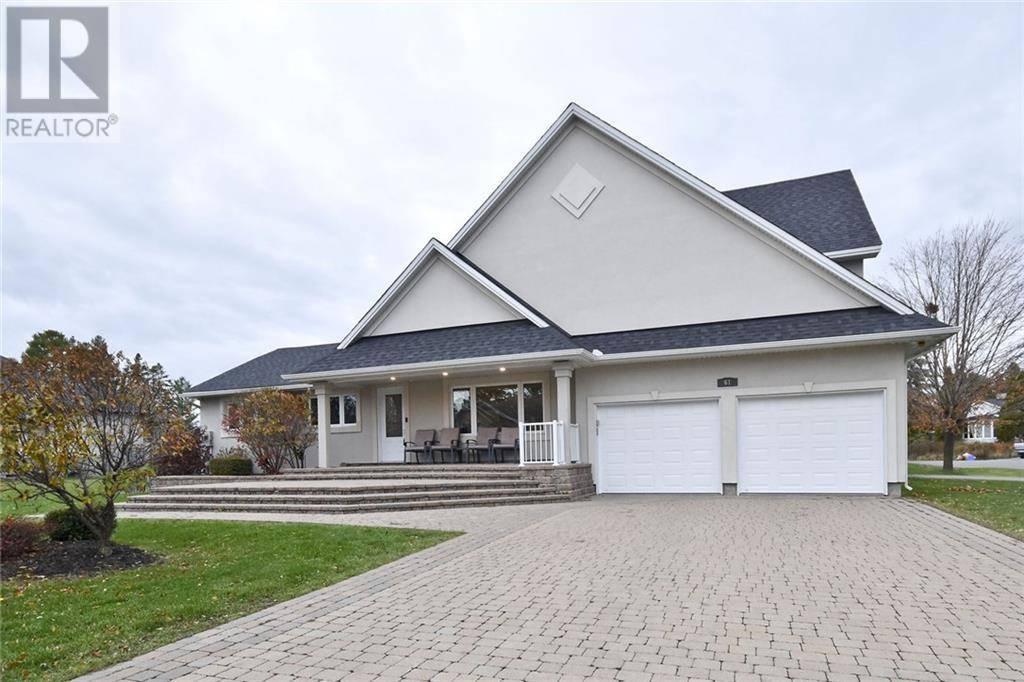 House for sale at 61 Palsen St Ottawa Ontario - MLS: 1172642