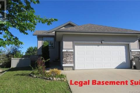 House for sale at 61 Pinnacle Ave Grande Prairie Alberta - MLS: GP204345
