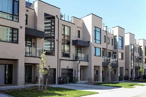 Townhouse for rent at 61 Pony Farm Dr Toronto Ontario - MLS: W4457789