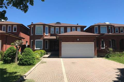 House for rent at 61 Purcell Sq Toronto Ontario - MLS: E4520113