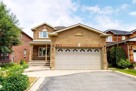 House for sale at 61 Raintree Cres Richmond Hill Ontario - MLS: N4524133