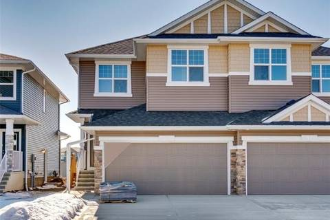 Townhouse for sale at 61 Red Embers Common Northeast Calgary Alberta - MLS: C4291156