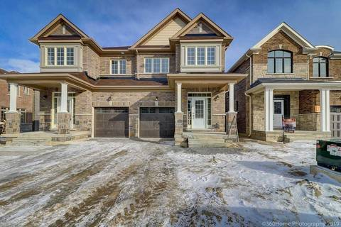 Townhouse for sale at 61 Robb Thompson Rd East Gwillimbury Ontario - MLS: N4347082