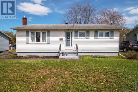 House for sale at 61 Royal Rd Moncton New Brunswick - MLS: M123309