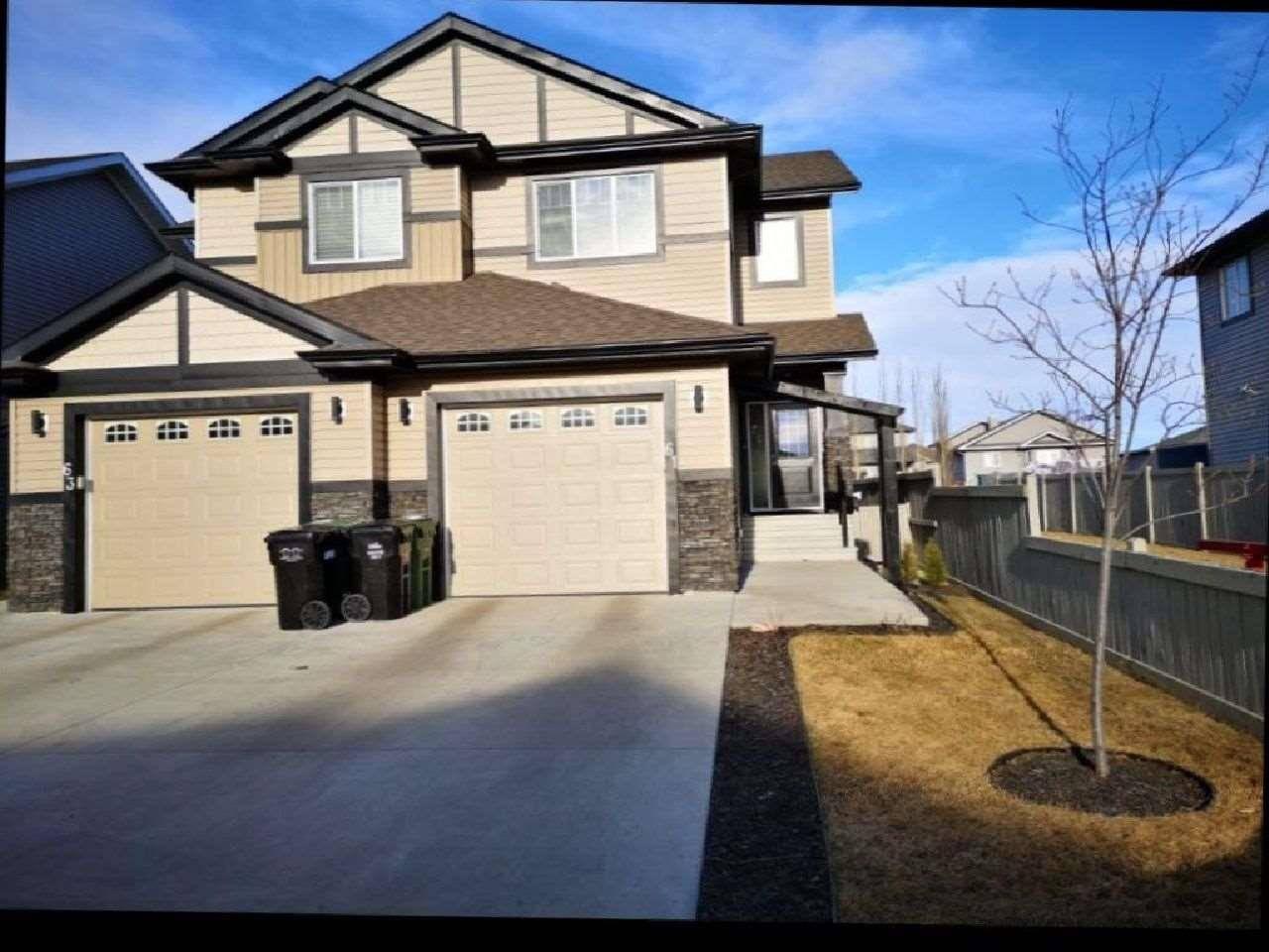 Townhouse for sale at 61 Sandalwood Pl Leduc Alberta - MLS: E4195370