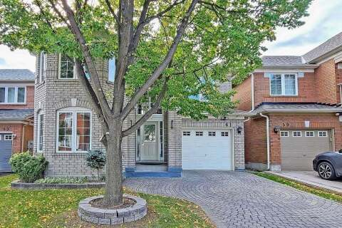 House for sale at 61 Saxony Dr Markham Ontario - MLS: N4926034