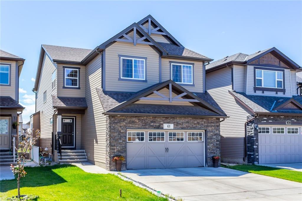 Sold: 61 Skyview Springs Road Northeast, Calgary, AB