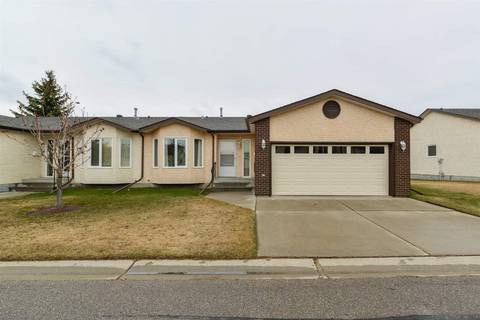 Townhouse for sale at 61 Sunrise Vg  Stony Plain Alberta - MLS: E4155745