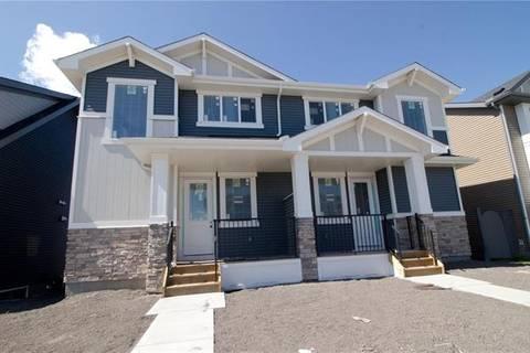 Townhouse for sale at 61 Sunrise Wy Cochrane Alberta - MLS: C4263889