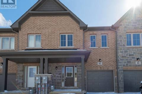 Townhouse for sale at 61 Sunset Wy Thorold Ontario - MLS: 30719038
