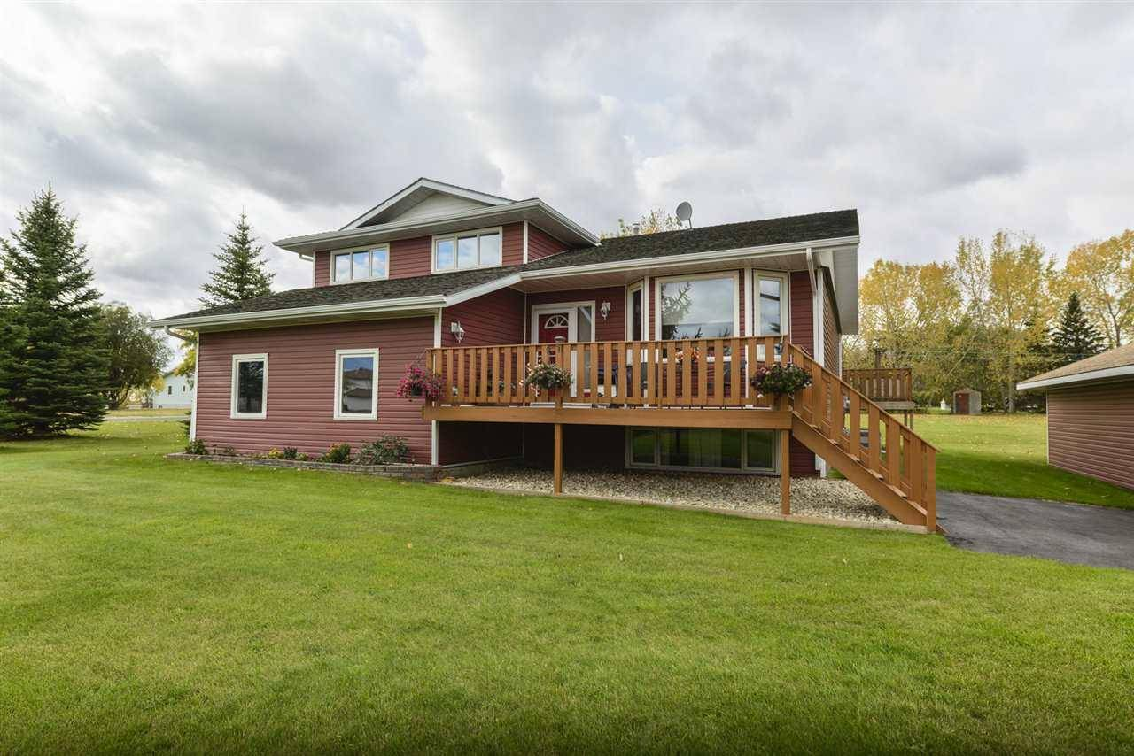 House for sale at 61 Valley Dr Rural Sturgeon County Alberta - MLS: E4175295