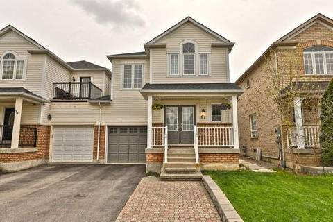 Townhouse for sale at 61 Viceroy Cres Brampton Ontario - MLS: W4454295