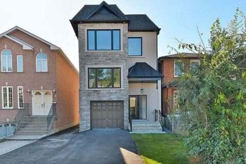 House for sale at 61 Virginia Ave Toronto Ontario - MLS: E4917014