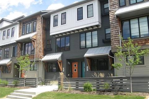 Townhouse for sale at 61 Walden Walk/walkway Southeast Calgary Alberta - MLS: C4268009