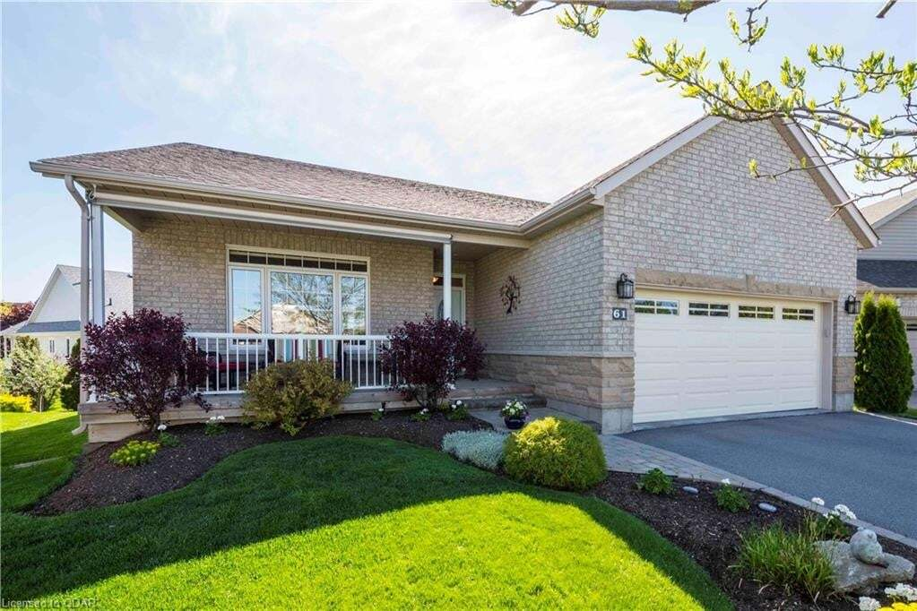 House for sale at 61 Ward Dr Brighton Ontario - MLS: 262539