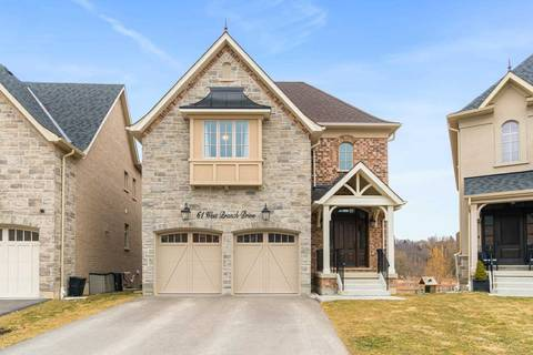 House for sale at 61 West Branch Dr Halton Hills Ontario - MLS: W4721409