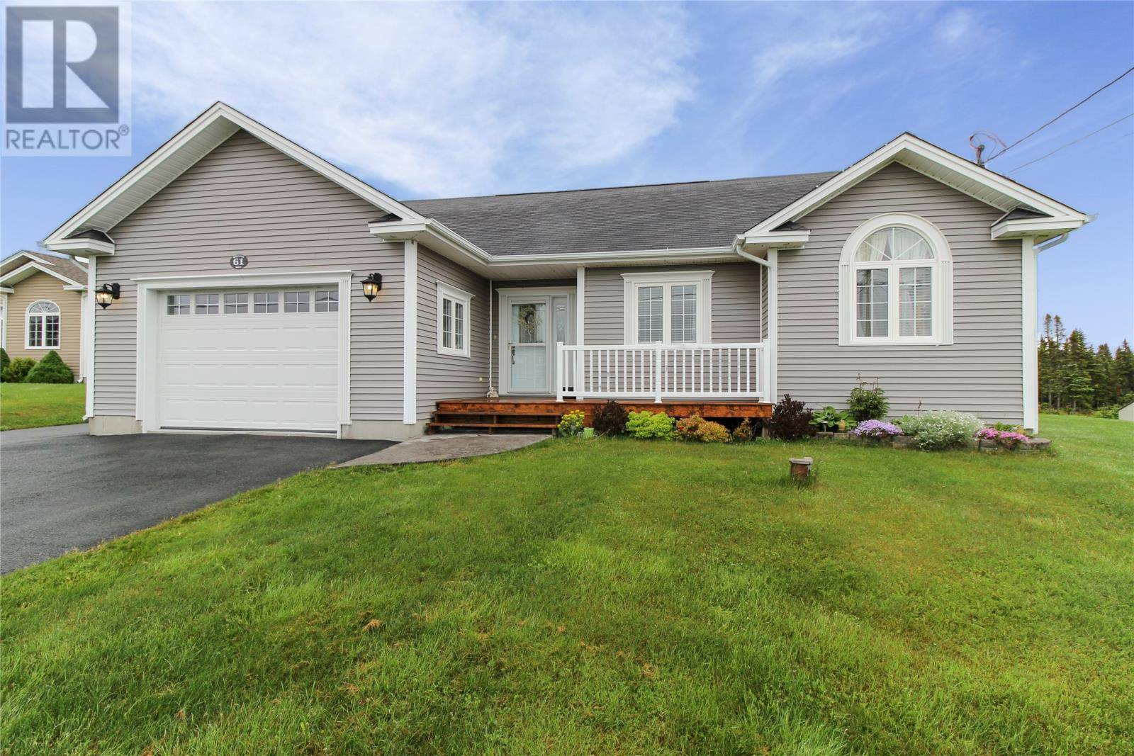 House for sale at 61 Woodland Dr Portugal Cove Newfoundland - MLS: 1199169