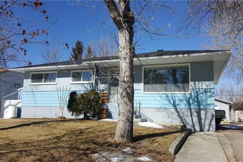 House for sale at 610 1 St South Vulcan Alberta - MLS: C4234164