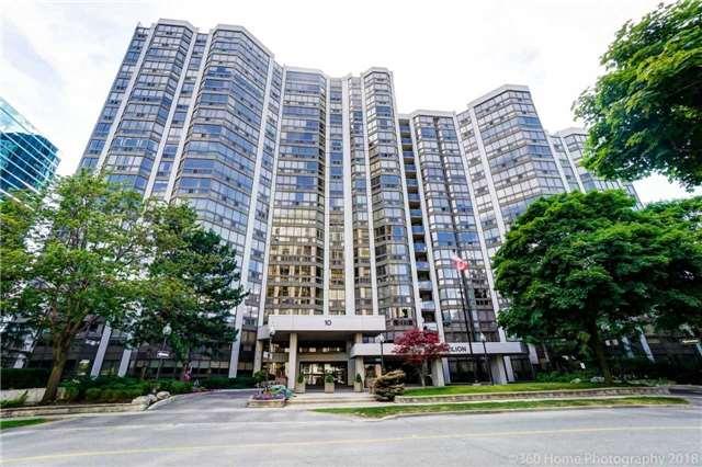 The Pavilion Condos: 10 Kenneth Avenue, Toronto, ON