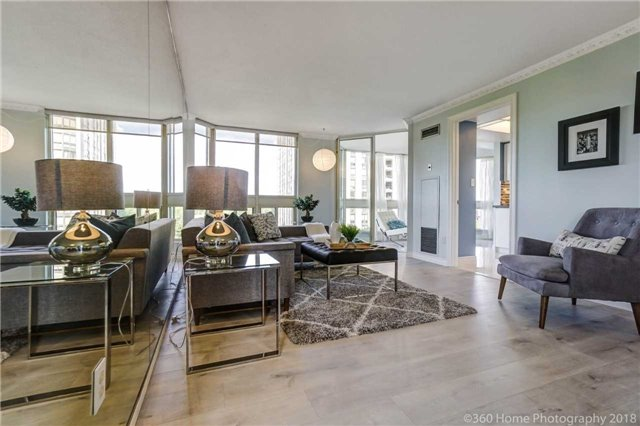 For Sale: 610 - 10 Kenneth Avenue, Toronto, ON | 2 Bed, 2 Bath Condo for $738,000. See 20 photos!