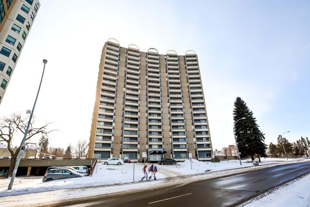 Buliding: 10883 Saskatchewan Drive North West, Edmonton, AB