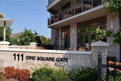 Condo for sale at 111 Civic Square Gt Unit 610 Aurora Ontario - MLS: N4646608