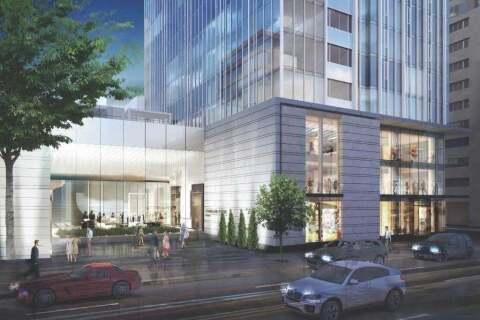 Apartment for rent at 188 Cumberland St Unit 610 Toronto Ontario - MLS: C4922992