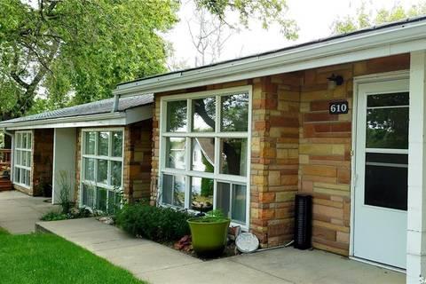Townhouse for sale at 610 1st Ave NE Swift Current Saskatchewan - MLS: SK782046