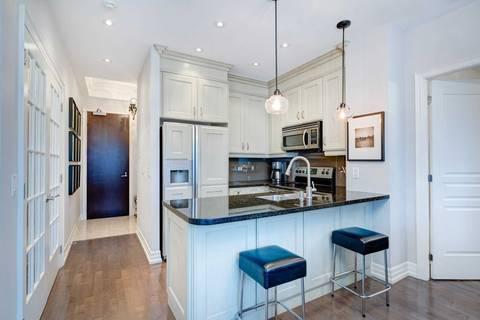 Condo for sale at 21 Burkebrook Pl Unit 610 Toronto Ontario - MLS: C4690646