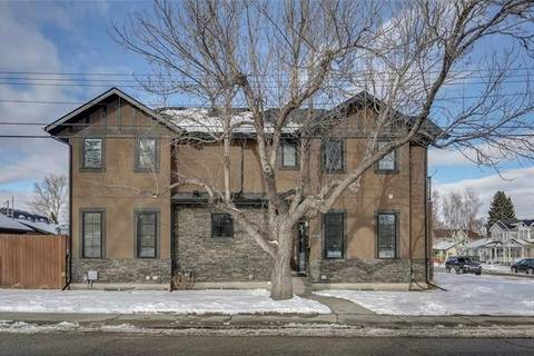 Townhouse for sale at 610 30 Ave Northwest Calgary Alberta - MLS: C4285101