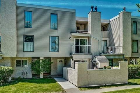 Townhouse for sale at 3500 Varsity Dr Northwest Unit 610 Calgary Alberta - MLS: C4254342
