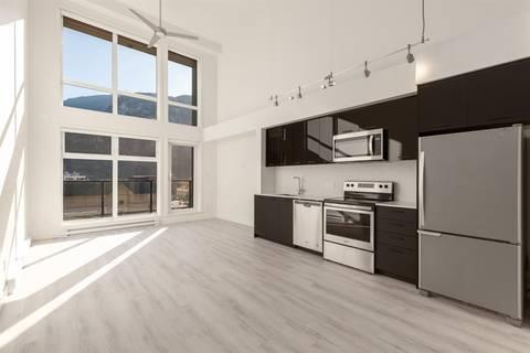 Condo for sale at 38013 Third Ave Unit 610 Squamish British Columbia - MLS: R2438408