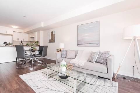 Condo for sale at 50 Dunsheath Wy Unit 610 Markham Ontario - MLS: N4511429