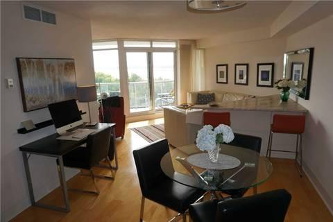 Apartment for rent at 550 Queens Quay Unit 610 Toronto Ontario - MLS: C4554979