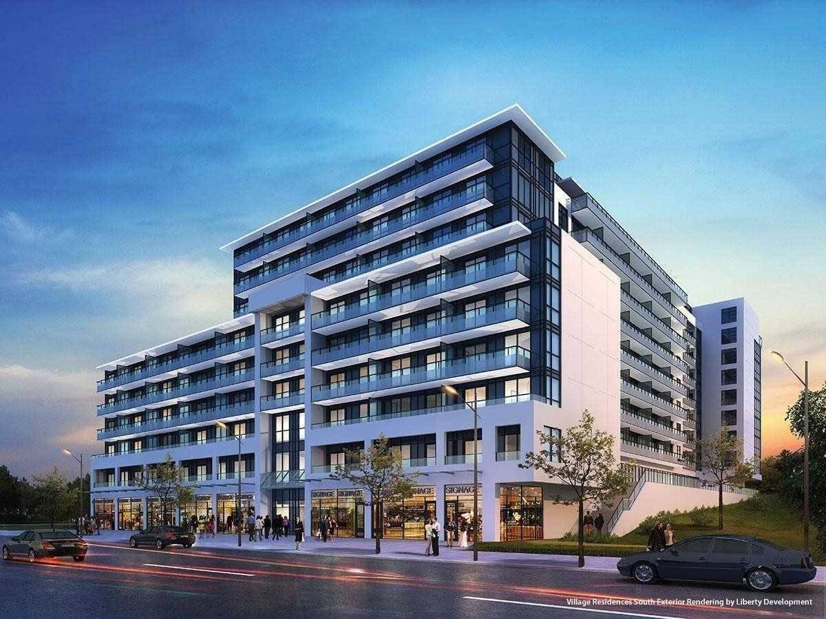 The Village Residences Condos: 591 Sheppard Avenue East, Toronto, ON
