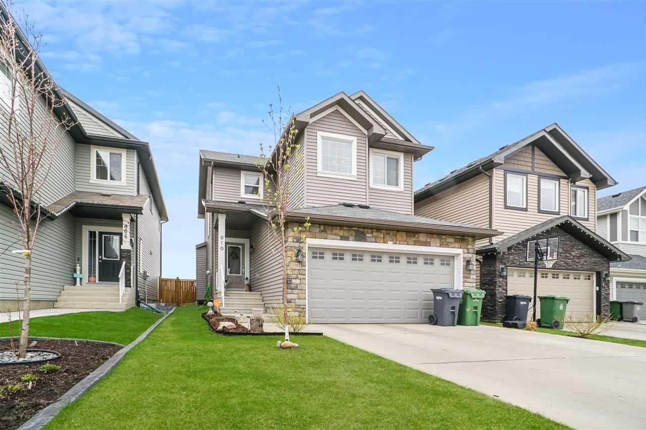 House for sale at 610 Astoria Wy Devon Alberta - MLS: E4217045