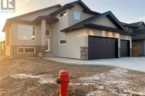 House for sale at 610 Evergreen Ter  Warman Saskatchewan - MLS: SK776672