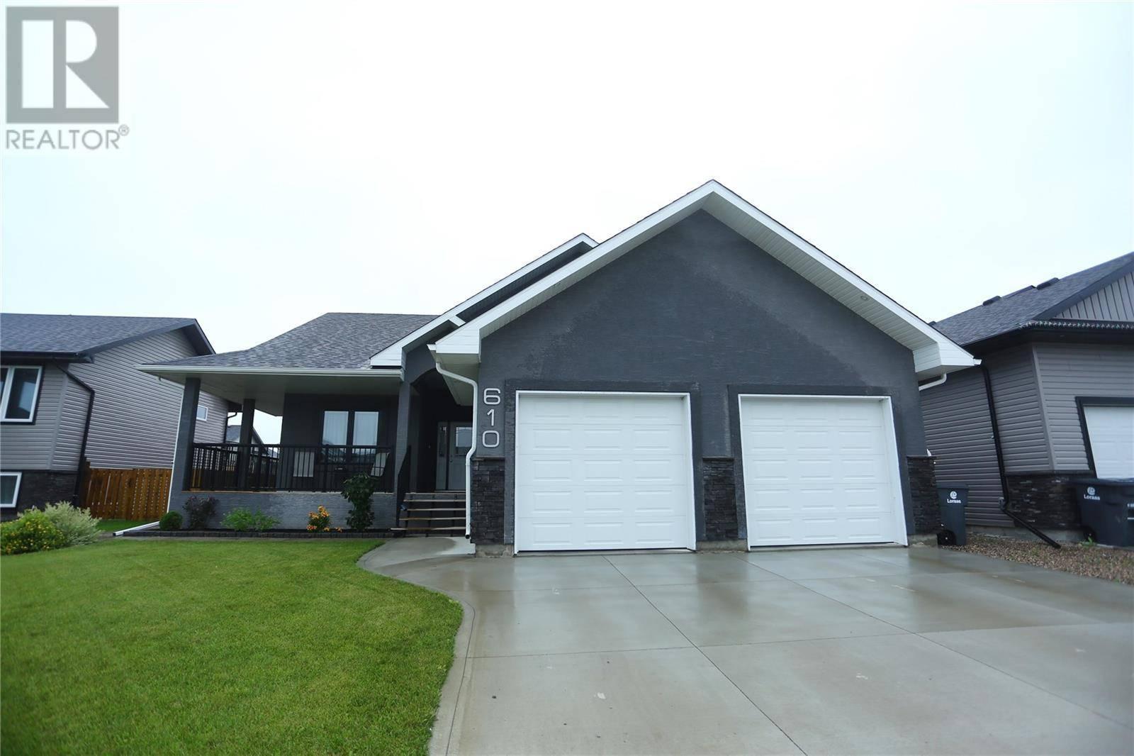 House for sale at 610 Silver Birch Ln Warman Saskatchewan - MLS: SK781977