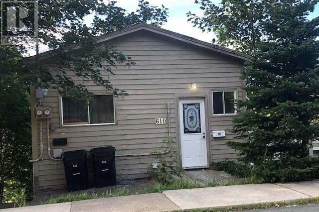 House for sale at 610 Southside Rd St. John's Newfoundland - MLS: 1221597