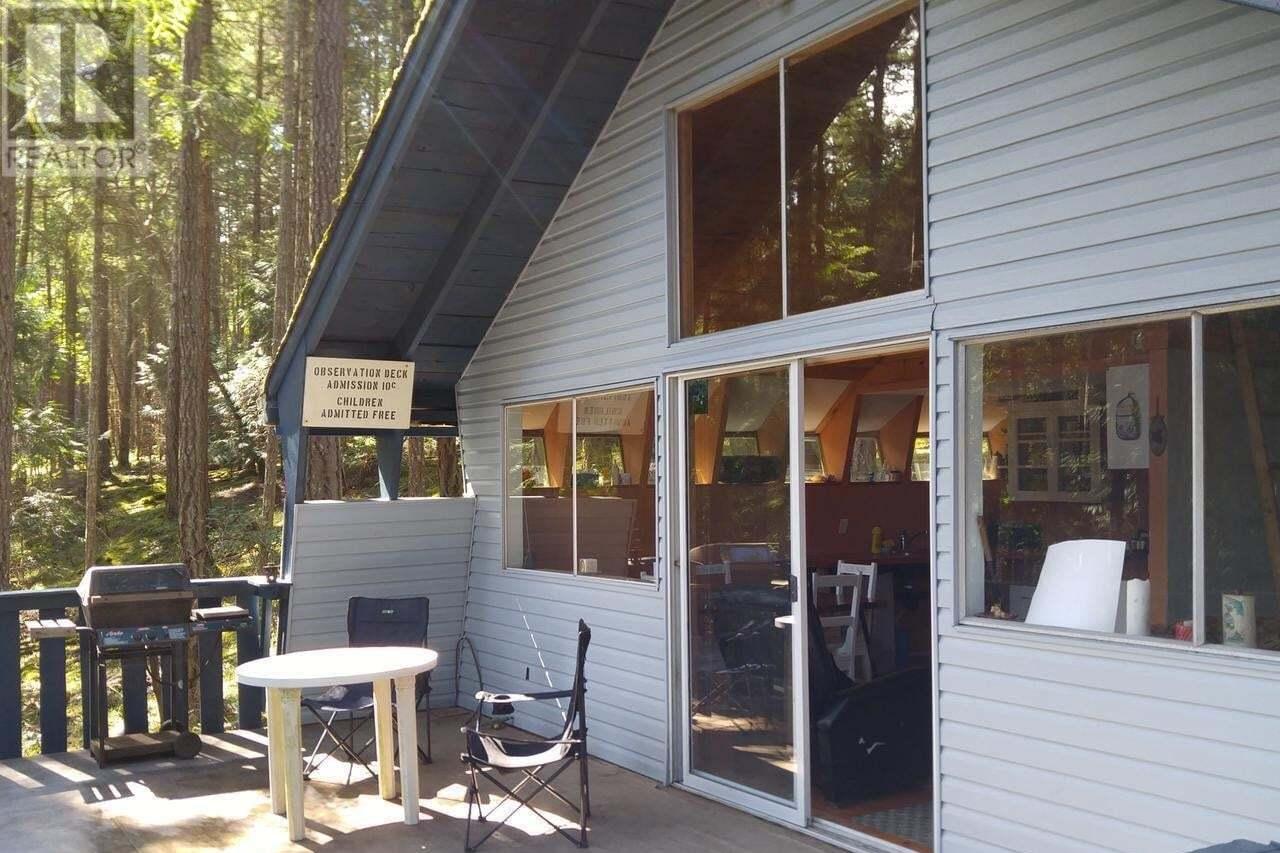 House for sale at 610 View Ridge  Mudge Island British Columbia - MLS: 843033