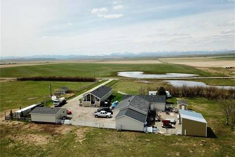 House for sale at 610016 32 St West Rural Foothills County Alberta - MLS: C4184140