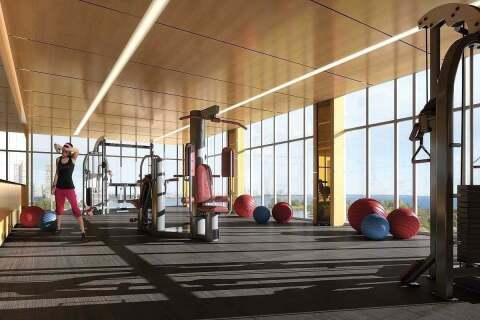 Apartment for rent at 30 Shore Breeze Dr Unit 6101 Toronto Ontario - MLS: W4800317