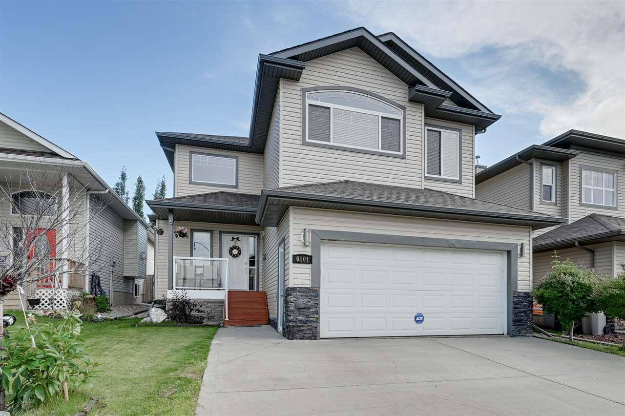 House for sale at 6101 53 Ave Beaumont Alberta - MLS: E4167000