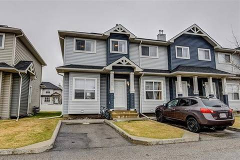 Townhouse for sale at 111 Tarawood Ln Northeast Unit 6102 Calgary Alberta - MLS: C4295099